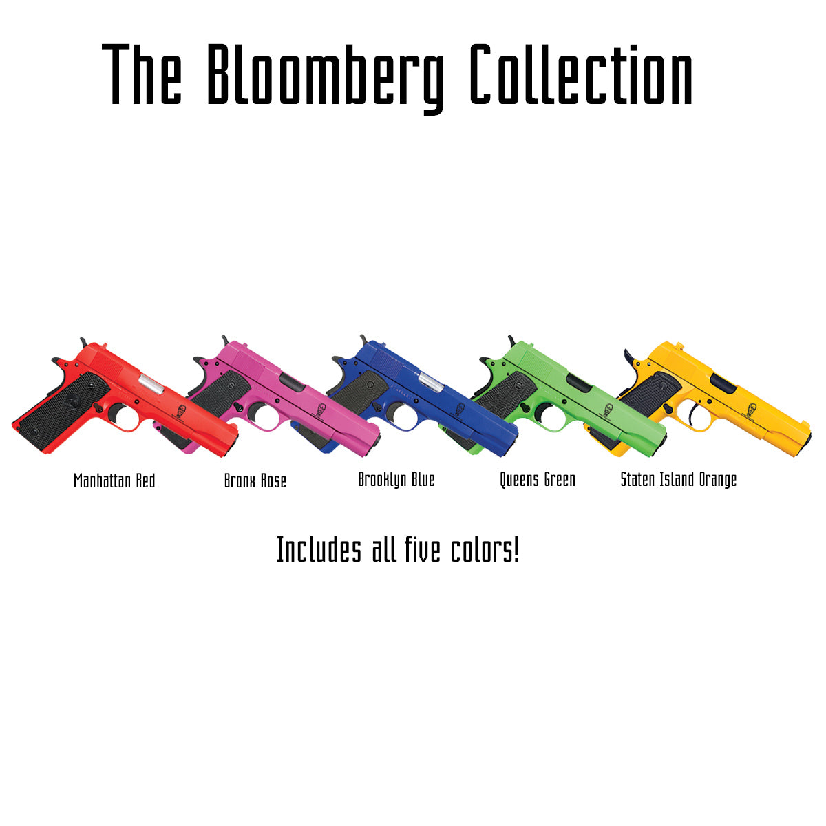 Bloomberg Collection Colors CamoPak™