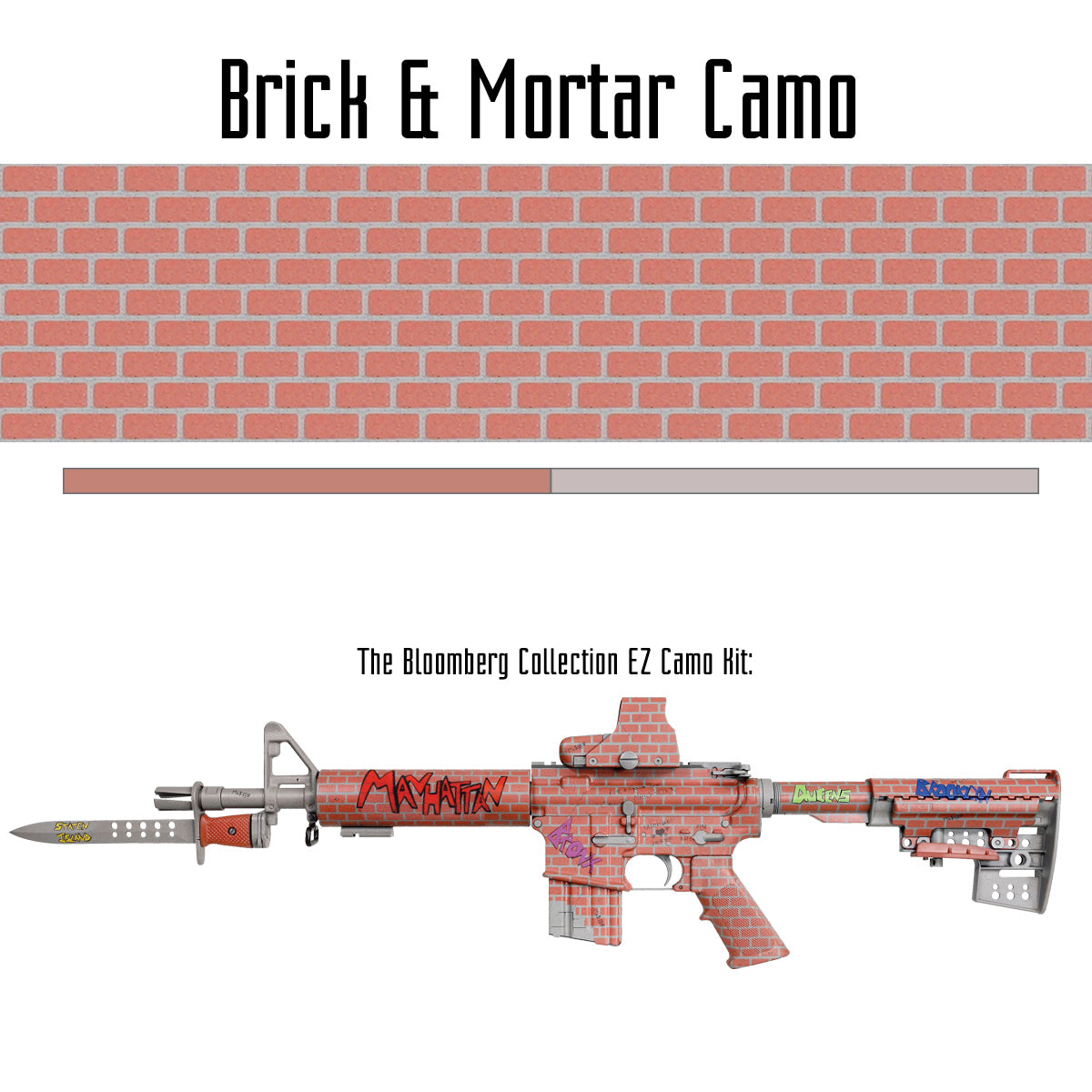 Brick & Mortar Camo Kits
