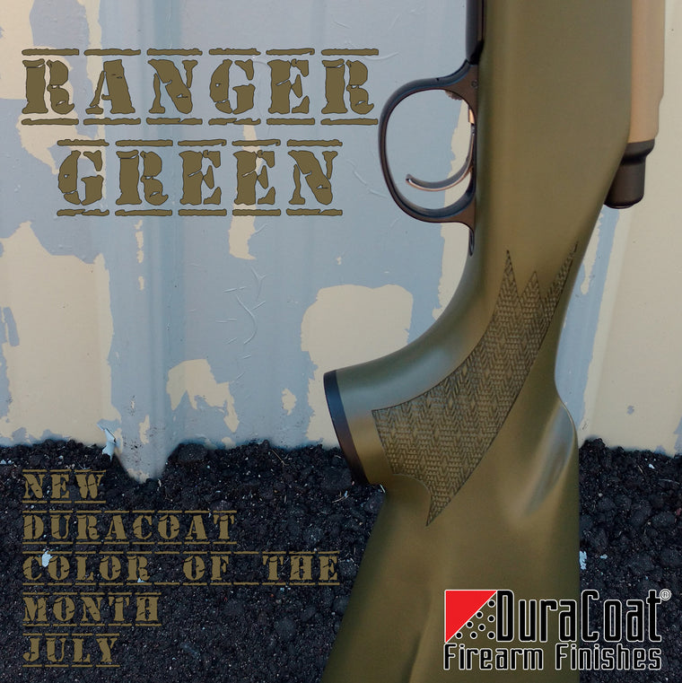 Ranger Green - JULY 2019 New Color of the Month