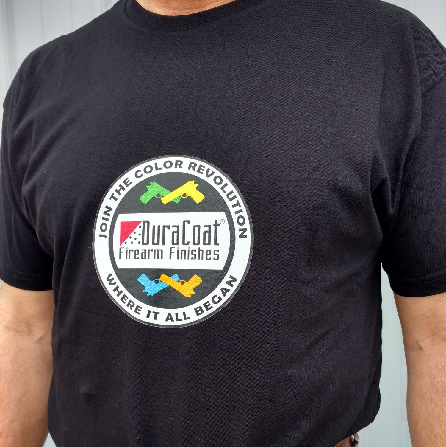DuraCoat Color Revolution T-Shirts