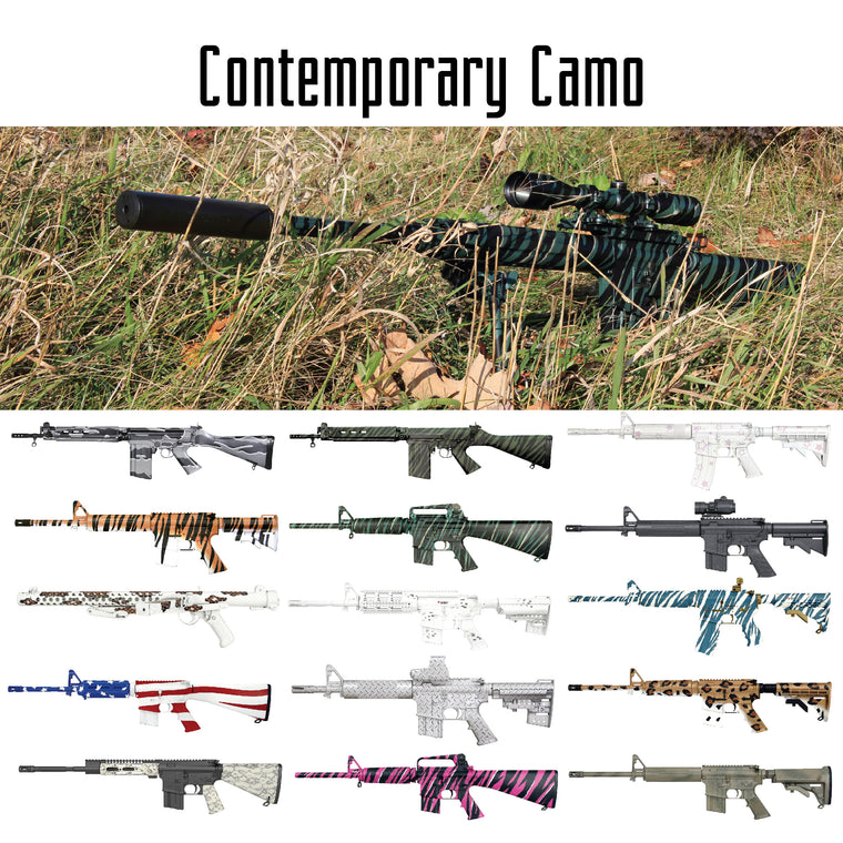 Contemporary Camo Kits