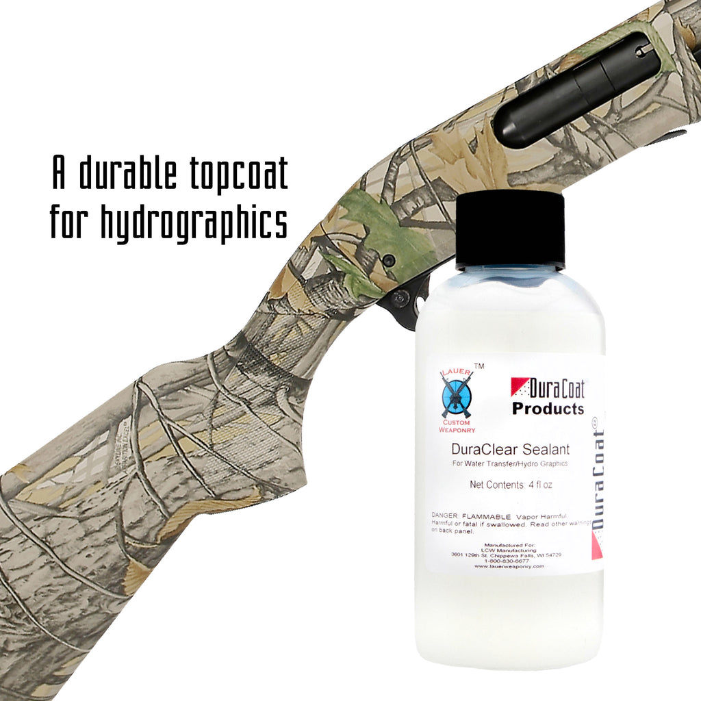 DuraClear™ Sealant (for Hydro Graphics)