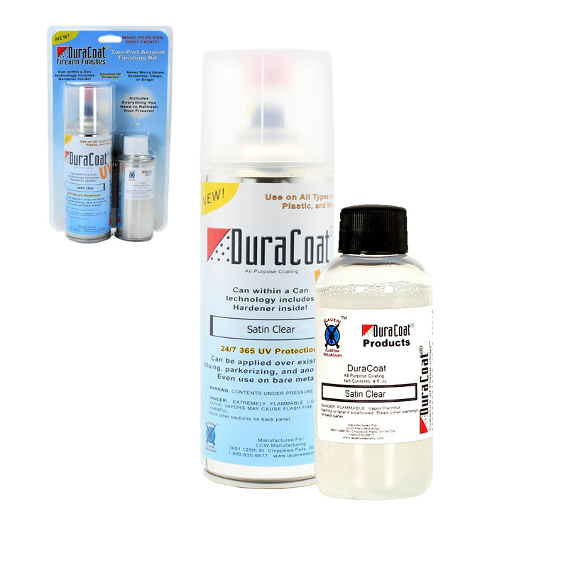 DuraCoat® Clear