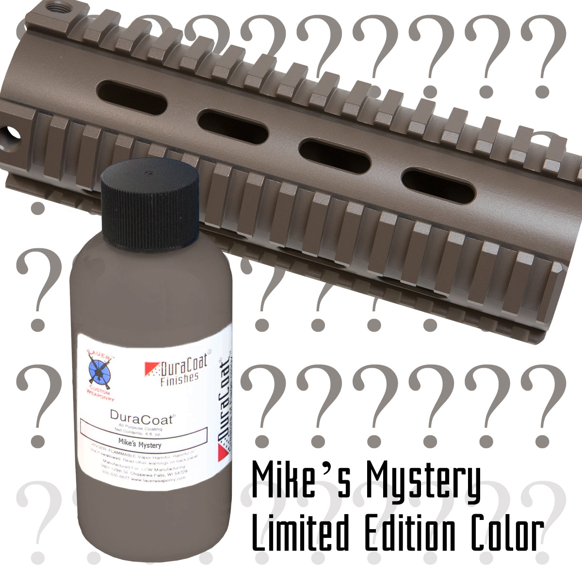 Mike's Mystery 2019 - Limited Edition DuraCoat Color