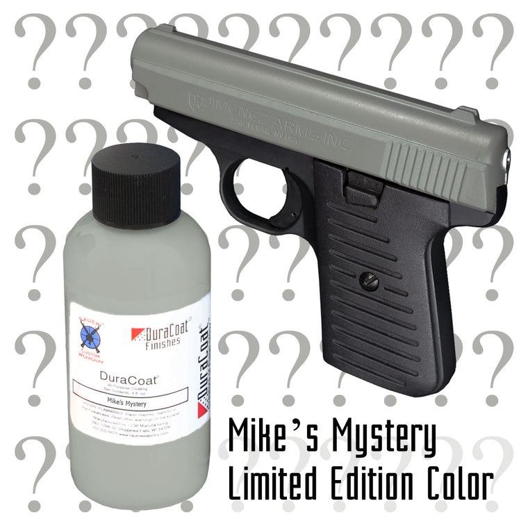 Mike's Mystery 2018 - Limited Edition DuraCoat Color