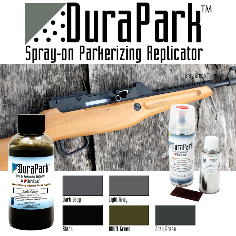 DuraPark™ Spray-On Parkerizing Replicator