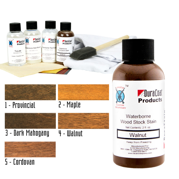 DuraStain™ Waterborne Wood Stain