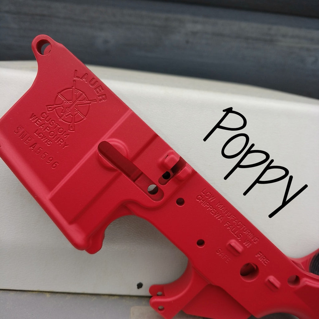 Poppy - MAY New Color of the Month