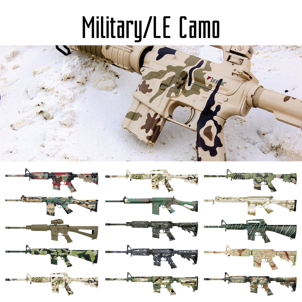 dbfbddd91df09 Military & LE Camo Kits – DuraCoat® Firearm Finishes by Lauer Custom ...