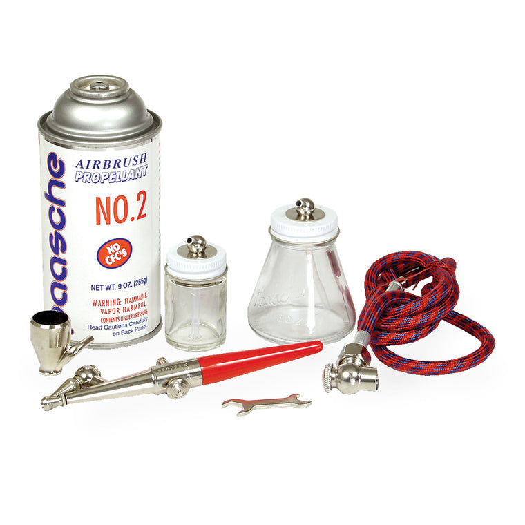 Paasche Advanced Airbrush Kit