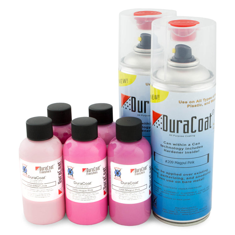 DuraCoat® Standard Colors - Pinks