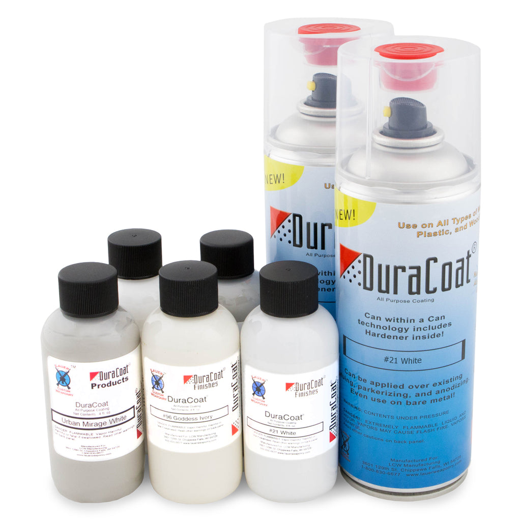 DuraCoat® Standard Colors - Whites