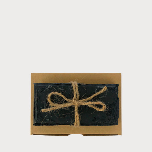 Activated Charcoal & Sea Salt - Body Bar