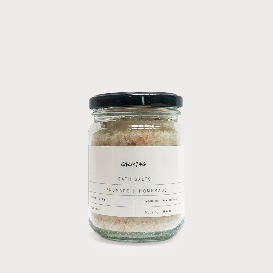Calming - Bath Salts