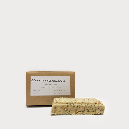 Green Tea & Lemongrass - Body Bar