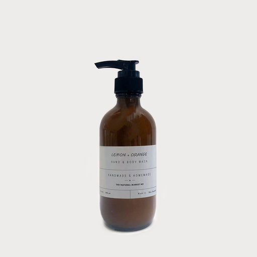 Lemon and Orange Exfoliating - Hand & Body Wash