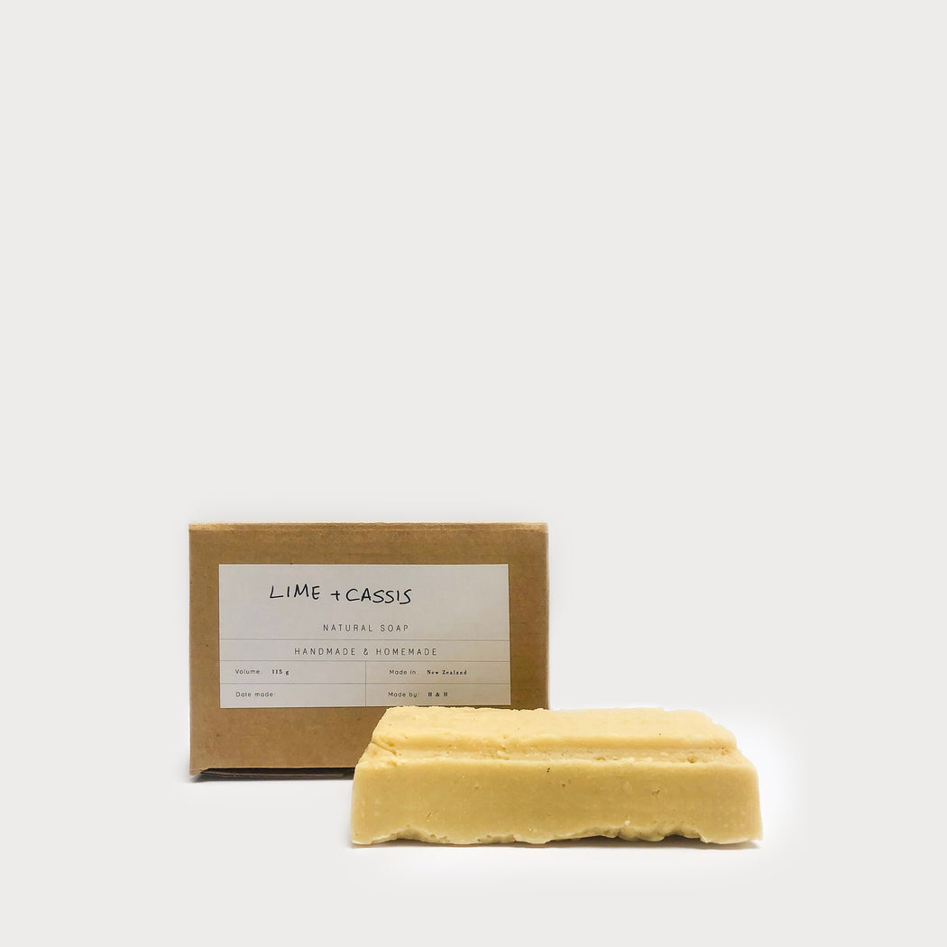 Lime & Cassis - Body Bar