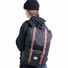 Mochila Little America Mid Volum - Black
