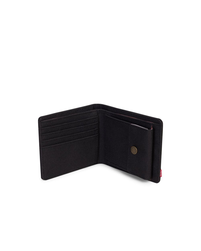 Cartera Roy Coin - Black