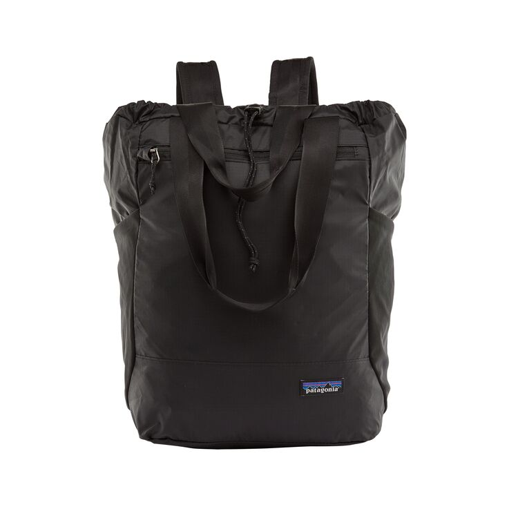 Mochila Ultralight Black Hole Tote Pack - Black