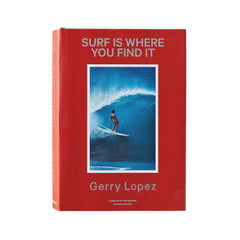 Libro Surf Is Where You Find It