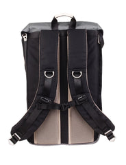 Mochila Colorado - Black x Grey