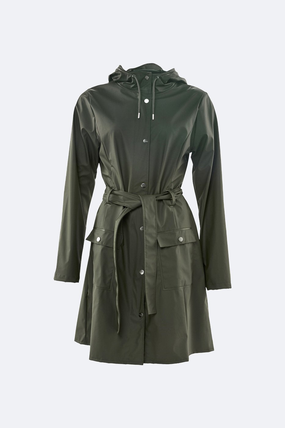 Chaqueta Curve Jacket - Green