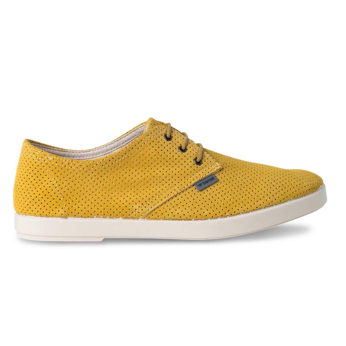Zapatillas Dogma Low Perforated - Yellow Suede