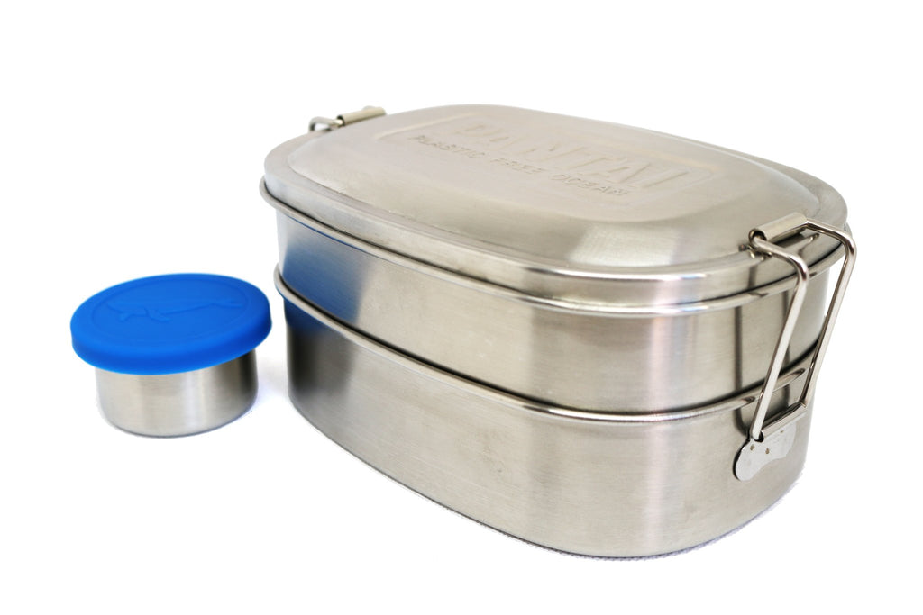 Lunch Box - Silver