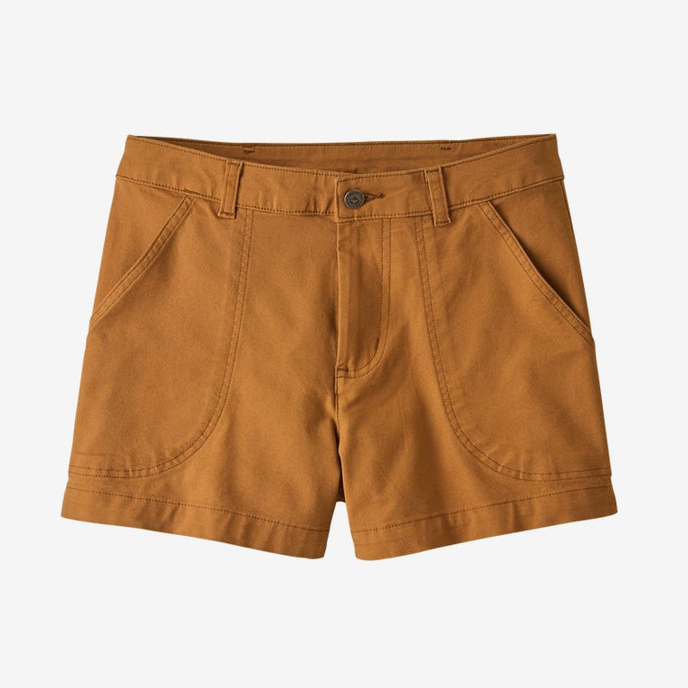 Bermudas W's Stand Up - Umber Brown