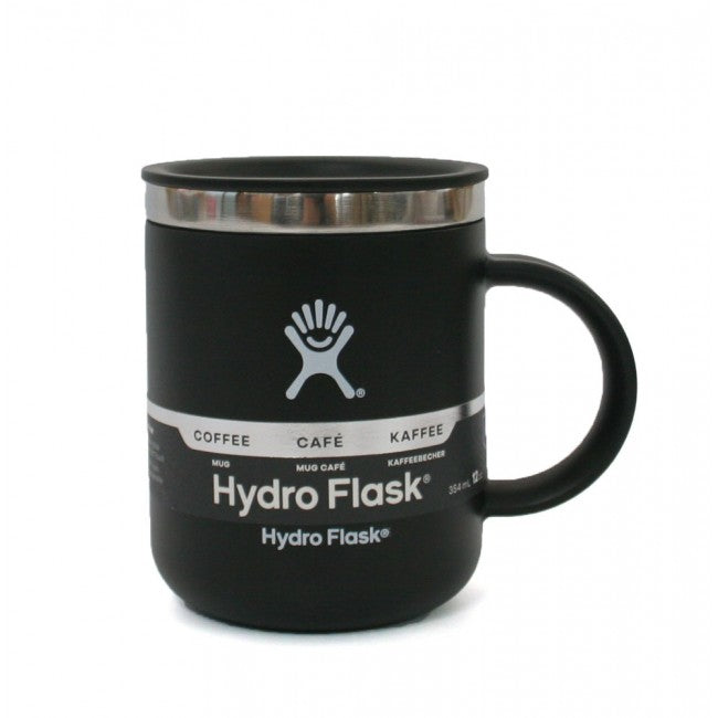 Taza 12oz Coffee Mug - Black