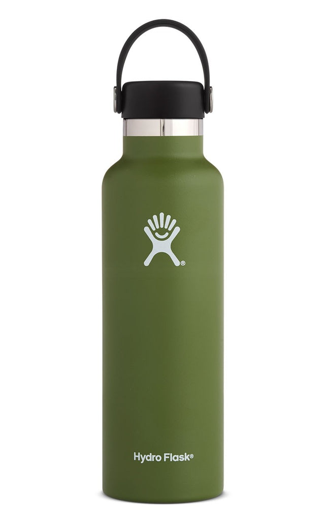 Botella Hydro Flask 21oz - Olive