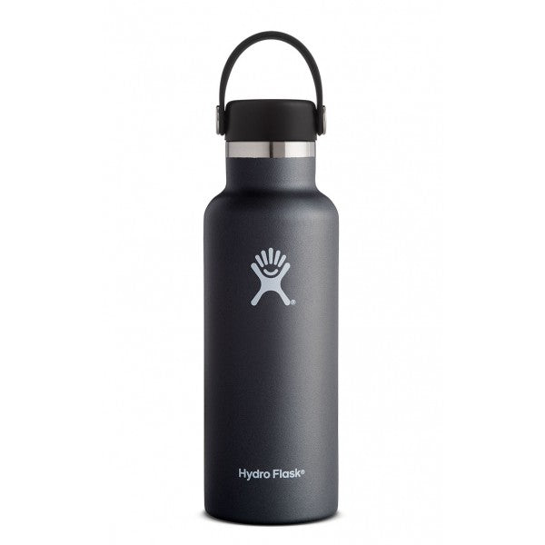 Botella Hydro Flask 18oz - Black