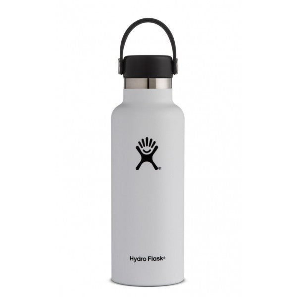 Botella Hydro Flask 18oz - White