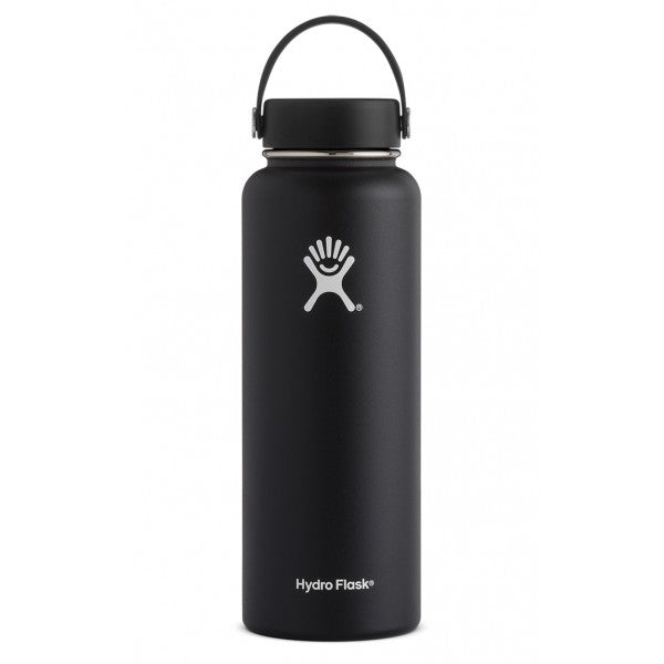 Botella Hydro Flask 40oz - Black