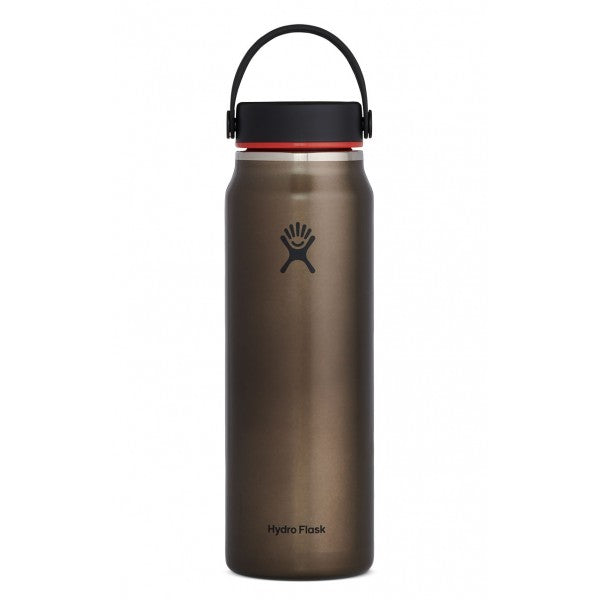 Botella Hydro Flask 32oz LightWeight - Obsidian