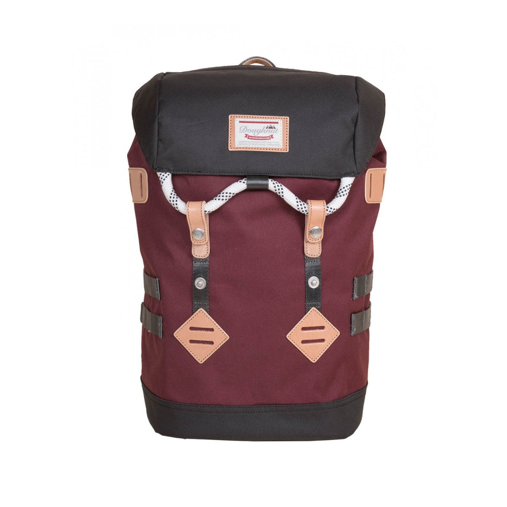 Mochila Colorado Small - Wine x Charcoal