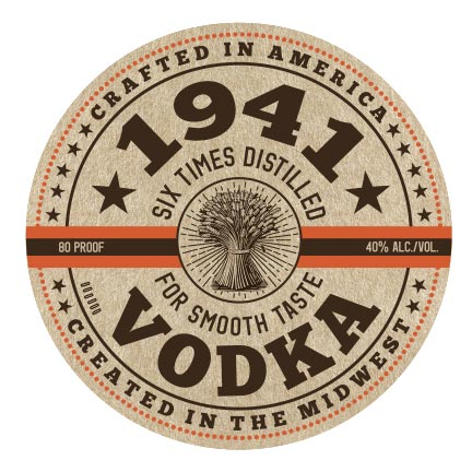 1941 Vodka 750mL