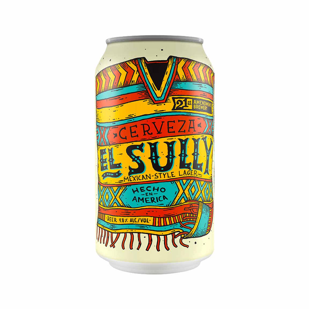 21st Amendment El Sully Mexican-Style Lager 6pk
