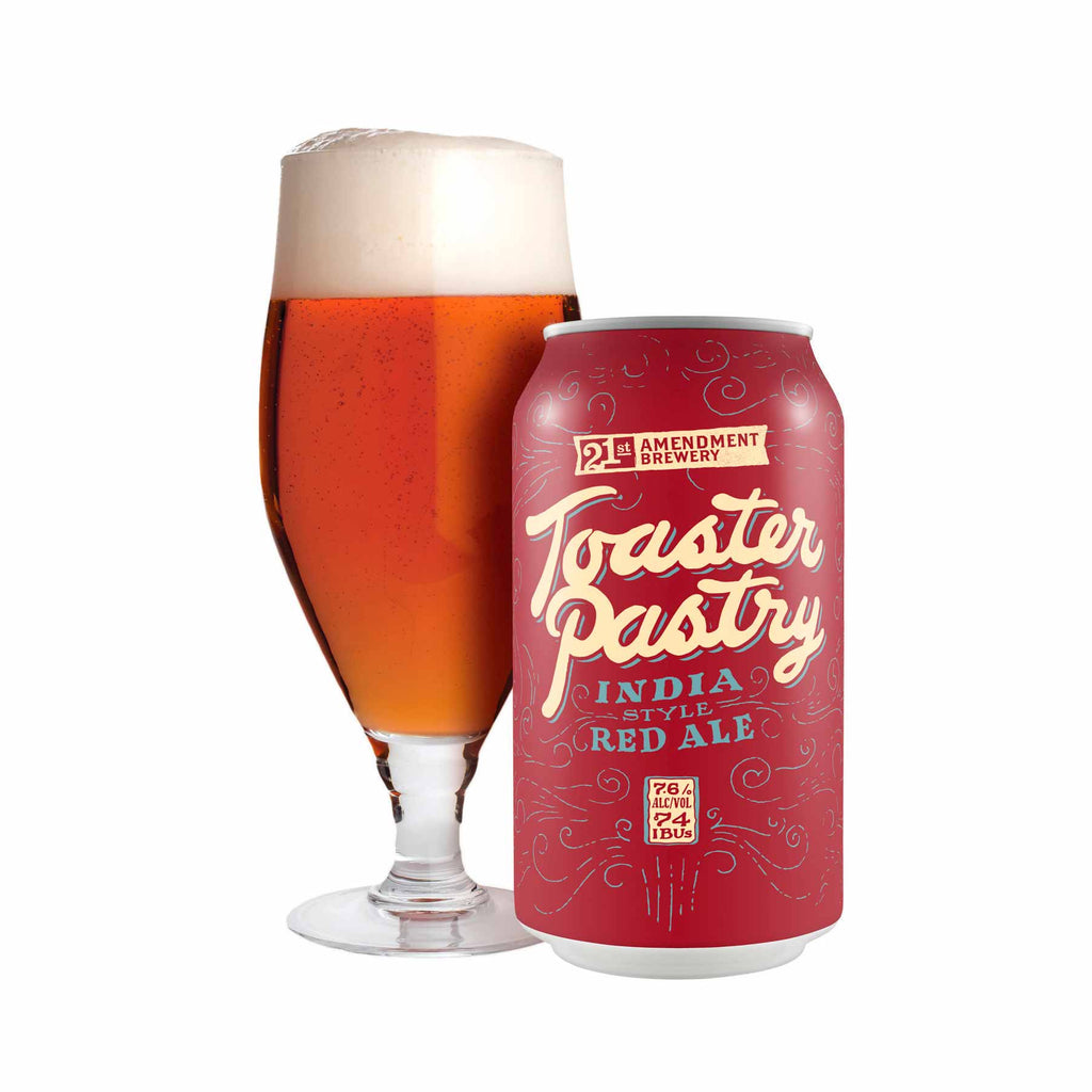 21st Amendment Toaster Pastry 6pk