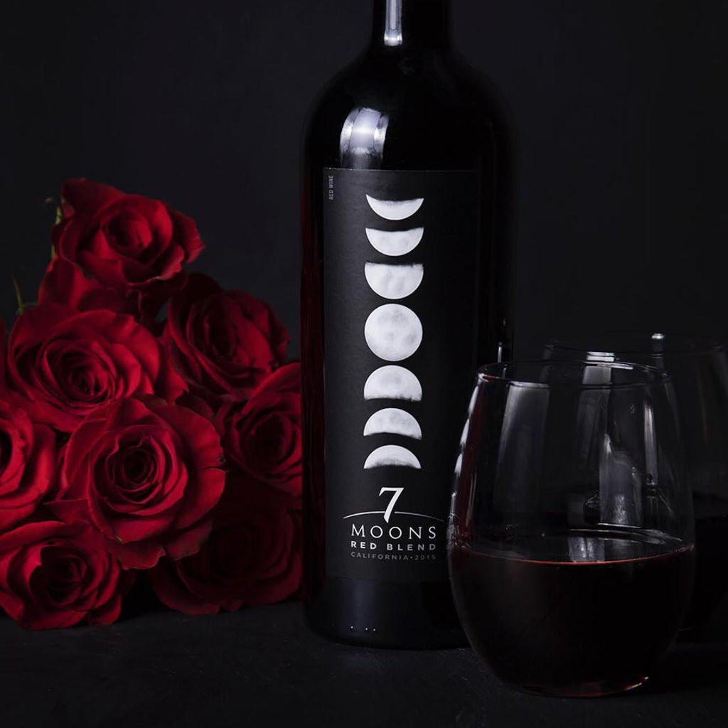 7 Moons Red Blend 2016