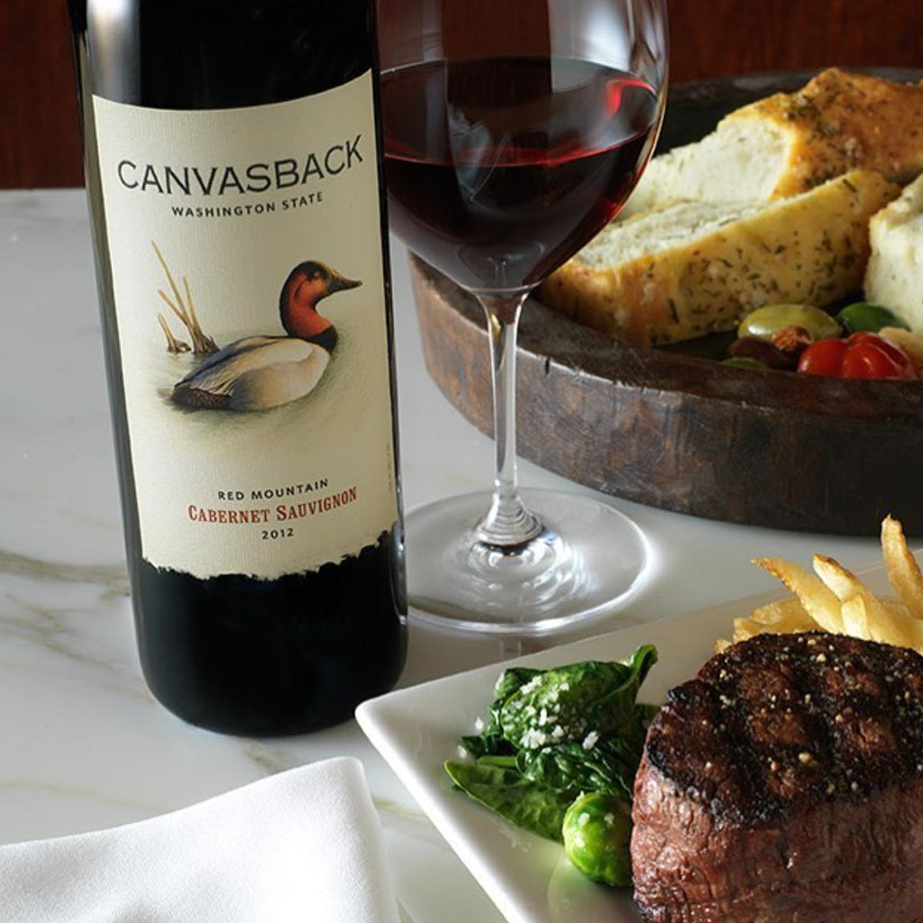 Canvasback Red Mountain Cabernet Sauvignon 2014 by Duckhorn
