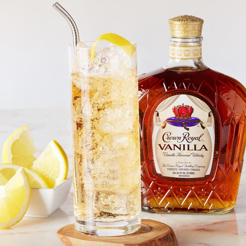 Crown Royal Vanilla 750mL