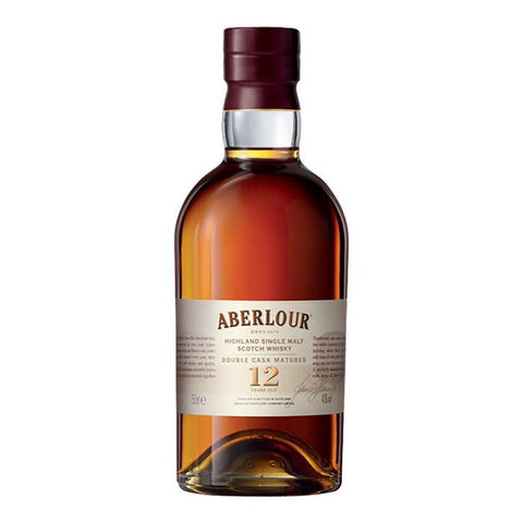 Aberlour 12 Year Double Casked Single Malt Scotch 750mL