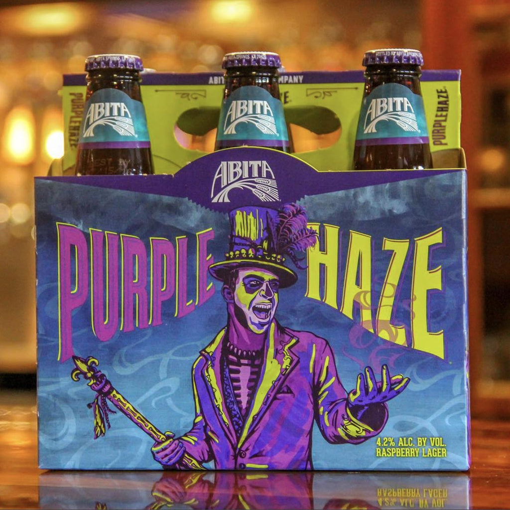 Abita Purple Haze 6pk