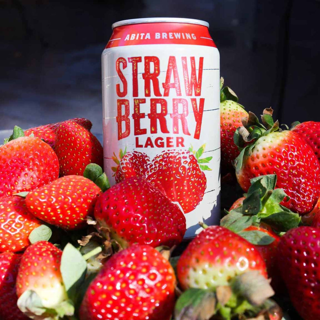 Abita Harvest Strawberry 6pk