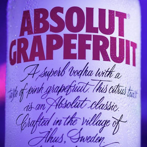 Absolut Grapefruit Vodka 1.75L