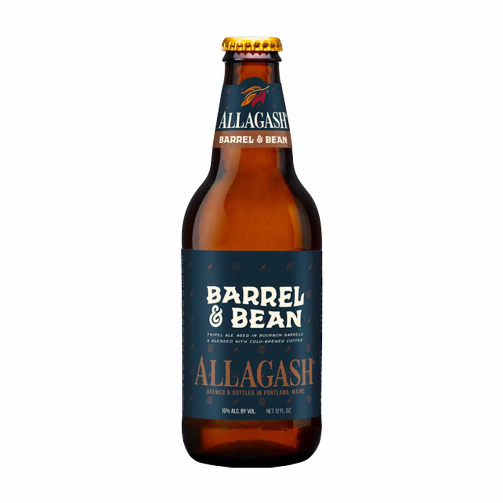 Allagash Barrel & Bean 4pk
