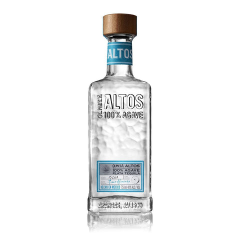 Altos Plata Tequila 750mL