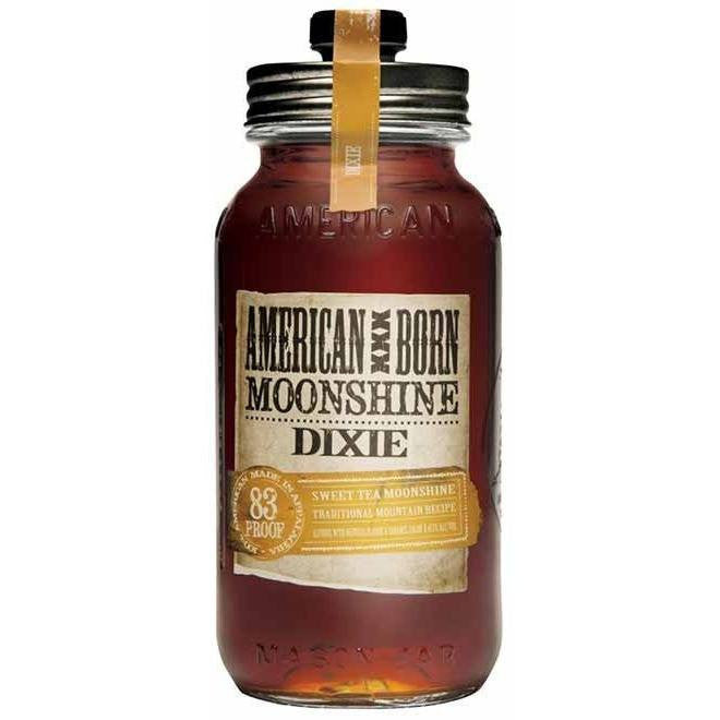 American Born Dixie Sweet Tea Moonshine 750mL